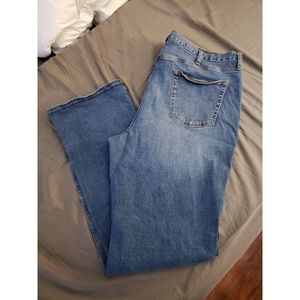 Old Navy Light Wash Bootcut Built-In Flex Jeans